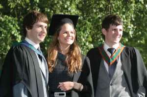 Graduation Day at NUI Galway
