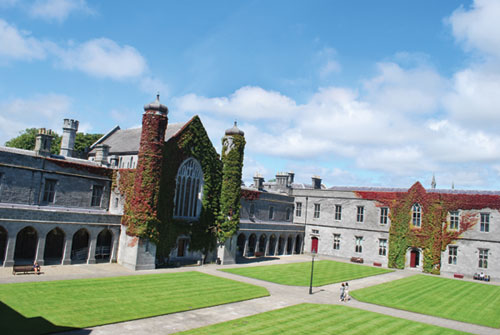 Quadrangle, NUI Galway